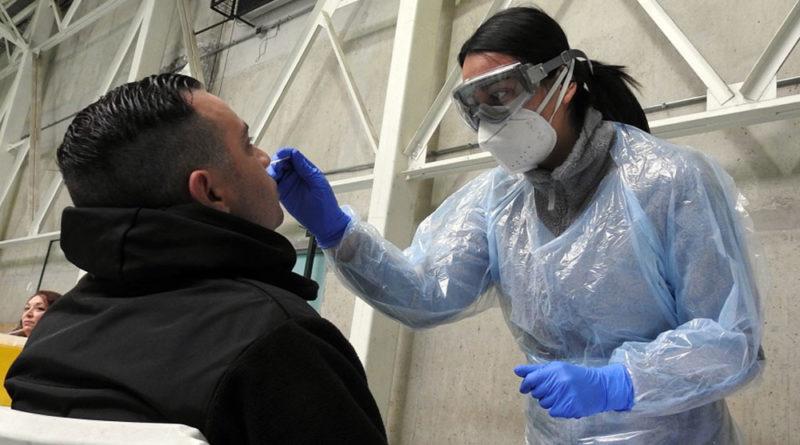 Carabineros de Río Seco organiza operativo de toma de exámenes PCR para vecinos