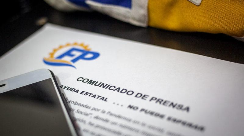 'Fuerza Pyme' emplaza al Gobierno Regional a entregar ayuda estatal a las pymes