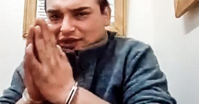 Sujeto que atacó con un vidrio a Carabineros ahora fue detenido por atacar a su pareja