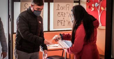 Covid-19: Las 5 medidas de cuidado personal para votar en forma segura
