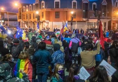 Mujer falleció en medio de las celebraciones del Apruebo en Punta Arenas