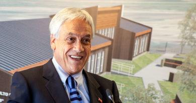Presidente Piñera extiende estado de catástrofe por otros 90 días