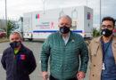 Mamógrafo móvil viaja a Puerto Williams: Tabsa ofreció traslado del equipo sin costo