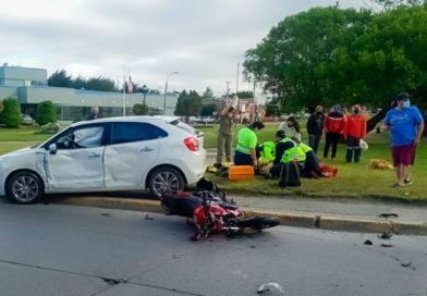 Cantante local falleció tras protagonizar accidente en moto en la avenida Bulnes