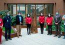 Inauguran obra homenaje al personal de salud en el Hospital Clínico Magallanes