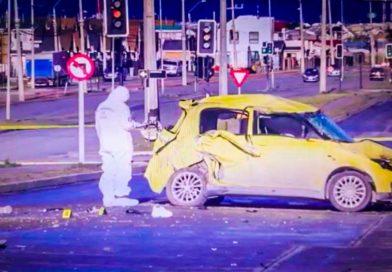 Con orden judicial detienen a conductor involucrado en fatídico volcamiento
