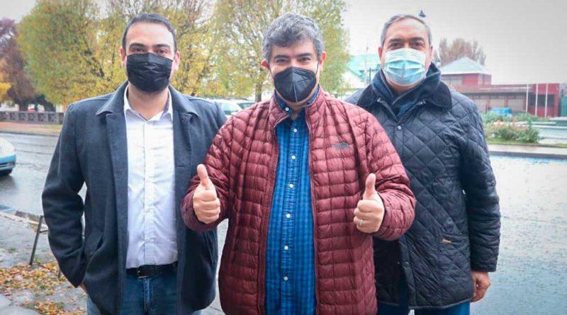 El abogado Mauricio Daza: El fichaje de los Bianchi que sorprendió en la constituyente de Magallanes