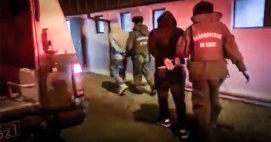 Encarcelan a hermanos por robo en joyerías de Zona Franca
