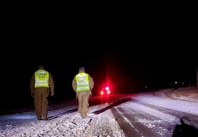 Tragedia en la Ruta 9: Una persona de 18 años fallecida y tres personas heridas