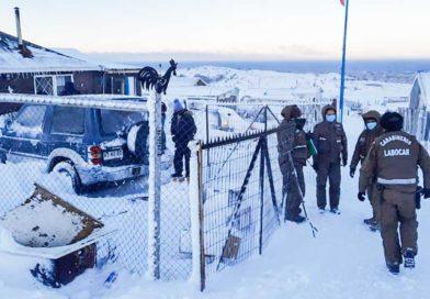Instruyen diligencias a investigadores y peritos policiales por extravío de vecina del sector Andino