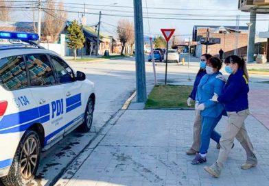 Encarcelan a mujer con enfermedad mental que perpetró asalto en Puerto Natales