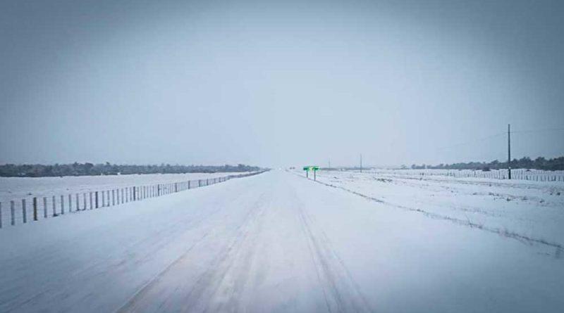 Transportistas piden optimizar labores de despeje de rutas durante época invernal