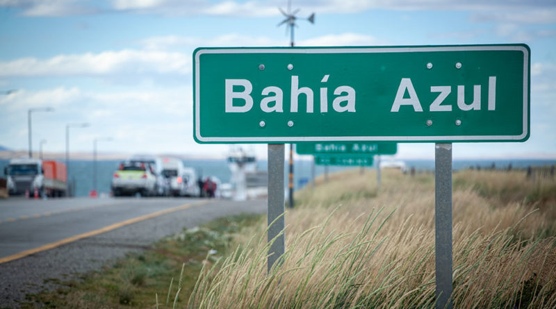 """Con """"marcha blanca"""" comenzó cruce cada 30 minutos en Punta Delgada"""