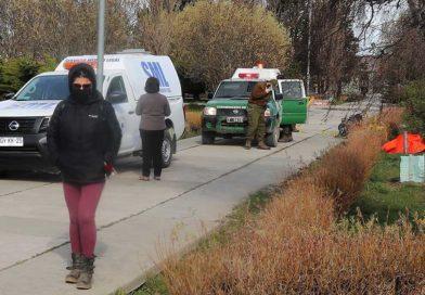 Persona en situación de calle fue encontrada sin vida en plaza de Puerto Natales